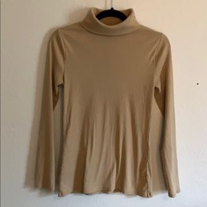 Abercrombie & Fitch ribbed turtle neck, size: L